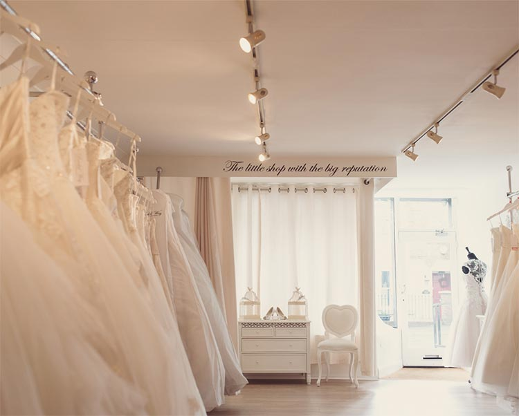 Bridal Way Ramsgate shop interior