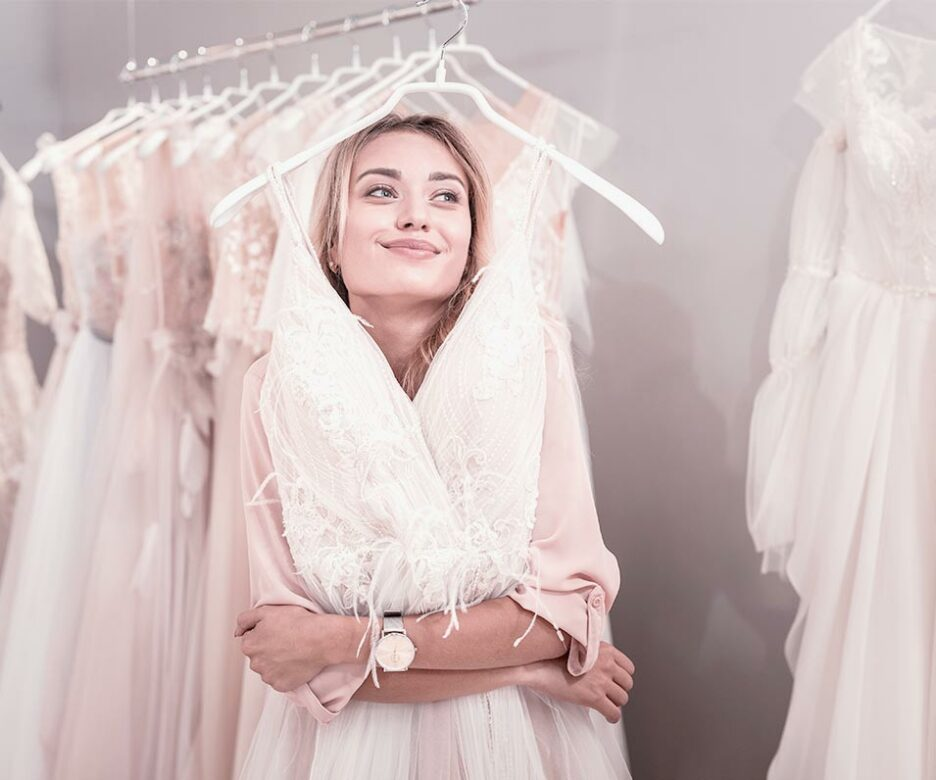 Bridal Way choosing your wedding dress 2