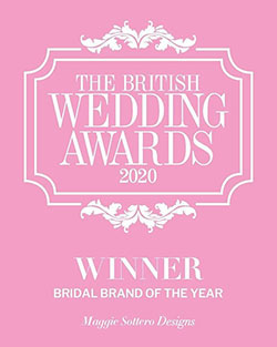 British Wedding Awards 2020 Bridal Brand of the Year