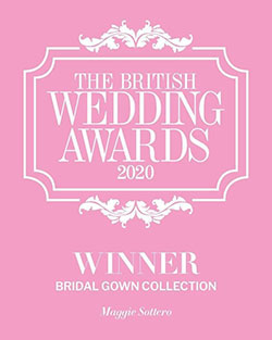 British Wedding Awards 2020 Bridal Gown Collection