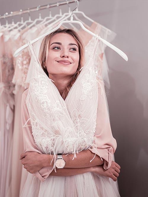 Find your wedding dress